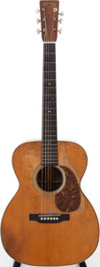Musical Instruments:Acoustic Guitars, 1938 Martin 000-28 Natural Acoustic Guitar, Serial # 71270.. ...