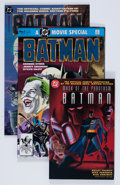 Modern Age (1980-Present):Superhero, Batman-Related Box Lot (DC, 1990s) Condition: Average NM....