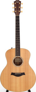 Musical Instruments:Acoustic Guitars, 2008 Taylor GS-8 Natural Acoustic Guitar, Serial # 20080108130....