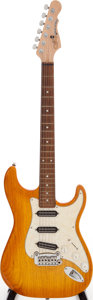 Musical Instruments:Electric Guitars, 1999 G&L Legacy Special Sunburst Solid Body Electric Guitar,Serial # CF117241....