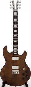 Musical Instruments:Electric Guitars, 1976 Kramer Natural Solid Body Electric Guitar, Serial # 1. ...