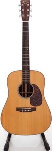 Musical Instruments:Acoustic Guitars, 2007 Martin HD-16R LSH Natural Acoustic Guitar, Serial # 1236938....