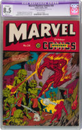 Golden Age (1938-1955):Superhero, Marvel Mystery Comics #24 (Timely, 1941) CGC Apparent VF+ 8.5 Slight (A) Off-white pages....
