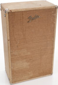Musical Instruments:Amplifiers, PA, & Effects, Reproduction Fender Bassman Blonde Speaker Cabinet....