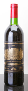 Red Bordeaux, Chateau Palmer 1989 . Margaux. bn, lscl. Bottle (1). ...(Total: 1 Btl. )