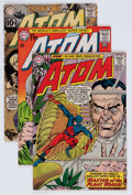 Silver Age (1956-1969):Superhero, The Atom Group (DC, 1960-65).... (Total: 4 Comic Books)