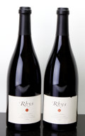 Domestic Pinot Noir, Rhys Pinot Noir 2004 . Family Farm Vineyard. 1nl. Bottle(2). ... (Total: 2 Btls. )