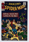 Silver Age (1956-1969):Superhero, The Amazing Spider-Man #27 (Marvel, 1965) Condition: FN+....