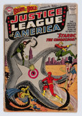 Silver Age (1956-1969):Superhero, The Brave and the Bold #28 Justice League of America (DC, 1960) Condition: FR....