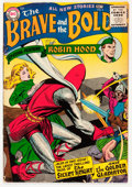 Silver Age (1956-1969):Adventure, The Brave and the Bold #6 (DC, 1956) Condition: VG....