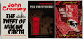 Books:Mystery & Detective Fiction, John Creasey. Group of Three American First Edition Books.Scribners, 1966-1973. Price-clipped. Very good.... (Total: 3 Items)