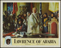 "Movie Posters:Academy Award Winners, Lawrence of Arabia (Columbia, 1962). Lobby Card (11"" X 14"").Academy Award Winners.. ..."