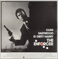 "Movie Posters:Crime, The Enforcer (Warner Brothers, 1977). International Six Sheet (77""X 80""). Crime.. ..."