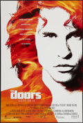 """Movie Posters:Rock and Roll, The Doors (Tri-Star, 1991). One Sheet (27"""" X 40"""") DS Regular andAdvance. Rock and Roll.. ... (Total: 2 Items)"""