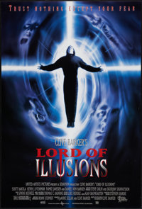 "Lord of Illusion (United Artists, 1995). One Sheets (2) (27"" X 40"" & 27"" X 41"") Regular &..."