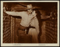 """Movie Posters:Western, Along Came Jones (RKO, 1945). Deluxe Lobby Photo (11"""" X 14""""). Western.. ..."""