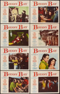 "Movie Posters:Adventure, Botany Bay (Paramount, 1953). Lobby Card Set of 8 (11"" X 14"").Adventure.. ... (Total: 8 Items)"