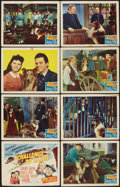 "Movie Posters:Adventure, Challenge to Lassie (MGM, 1949). Lobby Card Set of 8 (11"" X 14"").Adventure.. ... (Total: 8 Items)"