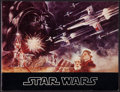 "Movie Posters:Science Fiction, Star Wars (20th Century Fox, 1977). Program (20 Pages, 9"" X 11.5"").Science Fiction.. ..."