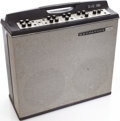 Musical Instruments:Amplifiers, PA, & Effects, Late 1960s Magnatone M-15 Black Guitar Amplifier. ...