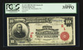 National Bank Notes:Pennsylvania, Philadelphia, PA - $10 1902 Red Seal Fr. 613 The First NB Ch. #(E)1. ...
