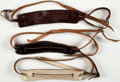 Musical Instruments:Miscellaneous, Lot of 4 Vintage Bobby Lee Guitar Straps....