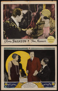 """Movie Posters:Romance, Her Gilded Cage & Other Lot (Paramount, 1922). Lobby Cards (2)(11"""" X 14""""). Romance.. ... (Total: 2 Items)"""