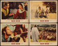 "Movie Posters:Academy Award Winners, Ben-Hur (MGM, 1960). Lobby Cards (4) (11"" X 14""). Academy AwardWinners.. ... (Total: 4 Items)"