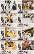 "Movie Posters:Action, Evel Knievel (Fanfare, 1971). Lobby Card Set of 8 (11"" X 14"").Action.. ... (Total: 8 Items)"