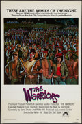"Movie Posters:Action, The Warriors (Paramount, 1979). One Sheet (27"" X 41"") Flat Folded. Action.. ..."