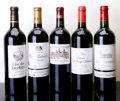 Red Bordeaux, Chateau Cos d'Estournel . 2004 St. Estephe Bottle (1).Chateau Haut Bages Liberal . 2005 Pauillac Bottle... (Total:5 Btls. )