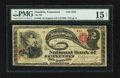 National Bank Notes:Tennessee, Franklin, TN - $2 Original Fr. 389 The NB of Franklin Ch. # 1834....