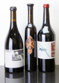 Domestic Syrah/Grenache, Sine Qua Non Grenache . 2009 Upside Down Bottle (1). SineQua Non Syrah . 2009 The Thrill of... Bottle (... (Total: 2Btls. & 1 Half. )