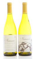 Domestic Chardonnay, Marcassin Chardonnay. 2007 Marcassin Vineyard Bottle (1).2007 Three Sisters Bottle (1). ... (Total: 2 Btls. )