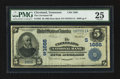 National Bank Notes:Tennessee, Cleveland, TN - $5 1902 Date Back Fr. 592 The Cleveland NB Ch. #(S)1666. ...