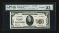 National Bank Notes:Tennessee, Jackson, TN - $20 1929 Ty. 2 The Second NB Ch. # 3576. ...