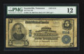 National Bank Notes:Tennessee, Fayetteville, TN - $5 1902 Plain Back Fr. 604 The First NB Ch. # 2114. ...