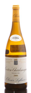 White Burgundy, Corton Charlemagne 2006 . O. Leflaive . Bottle (1). ...(Total: 1 Btl. )