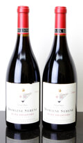Domestic Pinot Noir, Domaine Serene Pinot Noir 2003 . Mark Bradford. 2lscl.Bottle (2). ... (Total: 2 Btls. )