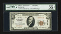National Bank Notes:Tennessee, Jellico, TN - $10 1929 Ty. 1 The First NB Ch. # 7665. ...