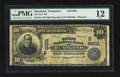 National Bank Notes:Tennessee, Huntland, TN - $10 1902 Date Back Fr. 618 The First NB Ch. #(S)8601. ...
