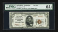 National Bank Notes:Tennessee, Dyersburg, TN - $5 1929 Ty. 2 The First NB Ch. # 5263. ...