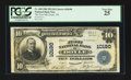 National Bank Notes:Tennessee, Doyle, TN - $10 1902 Plain Back Fr. 628 The First NB Ch. # 10190....