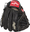 Baseball Collectibles:Others, Sandy Koufax Signed Baseball Glove. ...