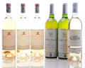 White Bordeaux, Chateau Mouton Rothschild Blanc . 1997 Aile d'Argent Bottle(2). Chateau Pape Clement Blanc . 1994 Pessac-... (Total: 6Btls. )