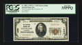 National Bank Notes:Tennessee, Cleveland, TN - $20 1929 Ty. 1 The Cleveland NB Ch. # 1666. ...