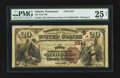 National Bank Notes:Tennessee, Athens, TN - $20 1882 Brown Back Fr. 495 The First NB Ch. #(S)3341. ...