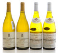 White Burgundy, Corton Charlemagne. 1996 Bonneau du Martray Bottle (2). 1996Bouchard Pere et Fils 2bsl Bottle (2). ... (Total: 4 Btls. )