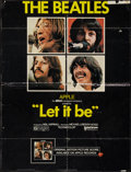 "Movie Posters:Rock and Roll, Let It Be (United Artists, 1970). One Sheet (24"" X 31.5""). Rock andRoll.. ..."