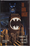 Books:Superhero, Batman: The Dark Knight Returns Hardcover Edition Signed by FrankMiller (DC/Graphitti, 1986) Condition: VF/NM....